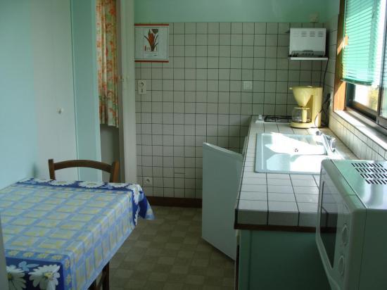 salle à manger, cuisine