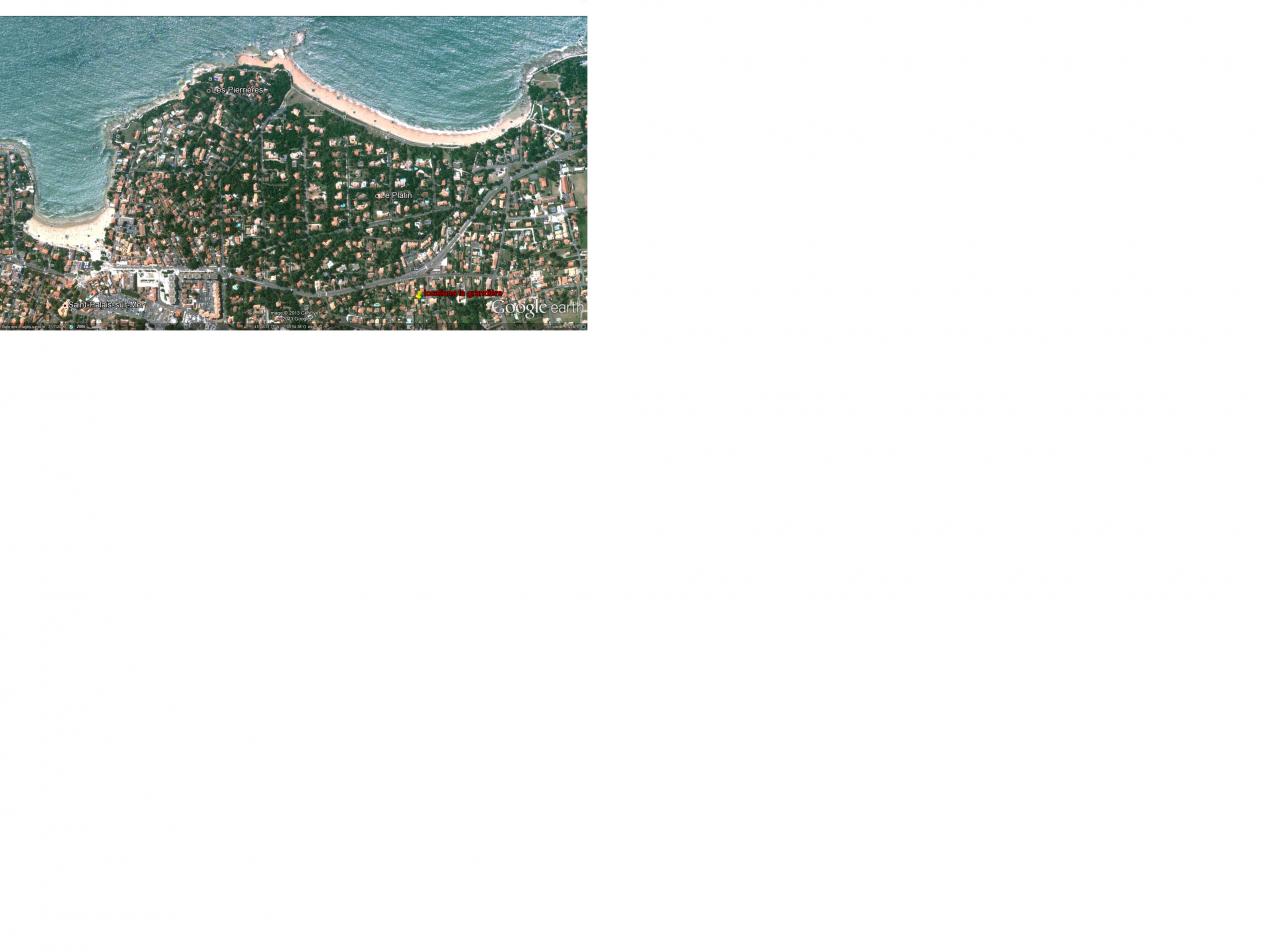 Localisation locations la Grandière